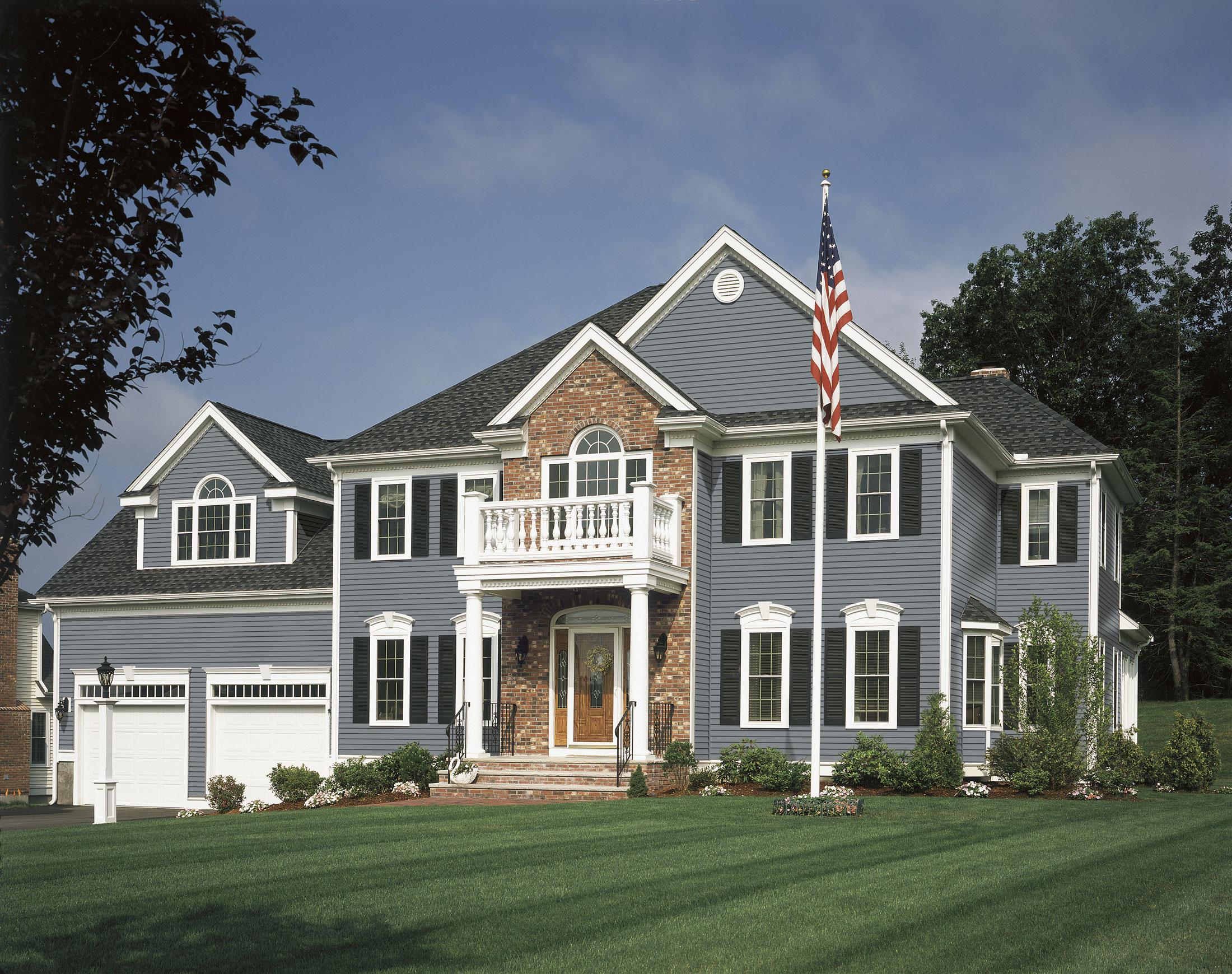 Virginia roofing siding company siding for Siding color