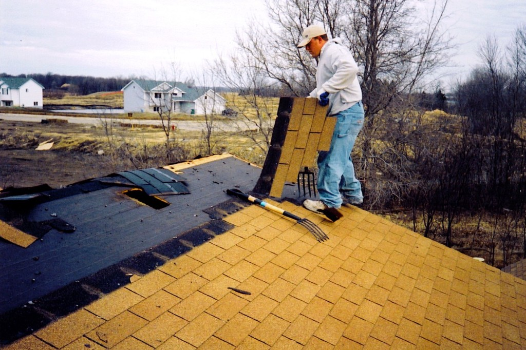 Shingle Roofing Installation McLean VA