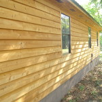 Wood Siding for Cabin Style house