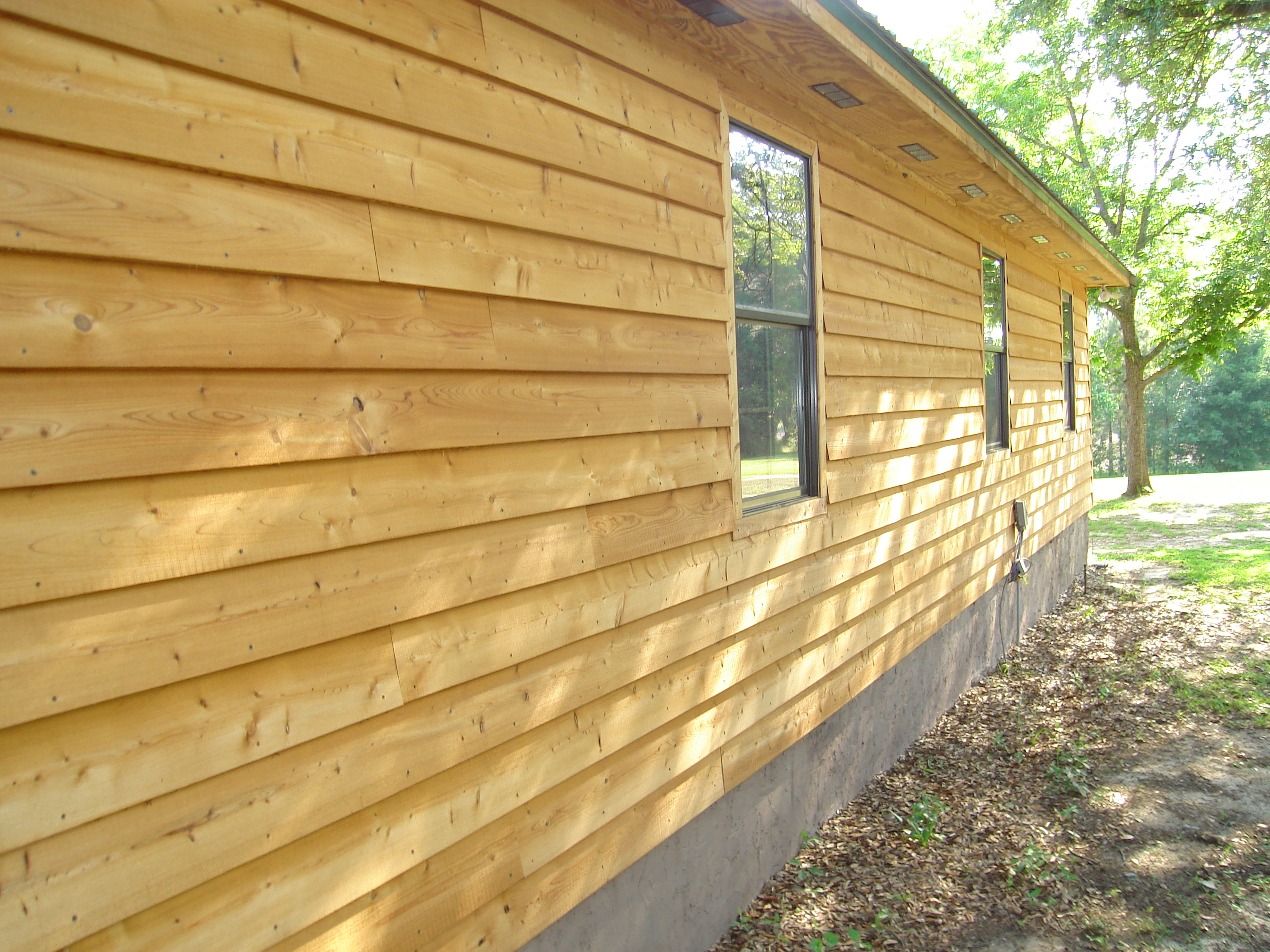 Wood siding northern va maryland virginia roofing for Siding choices