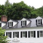 Residential metal roofing in Northern Va