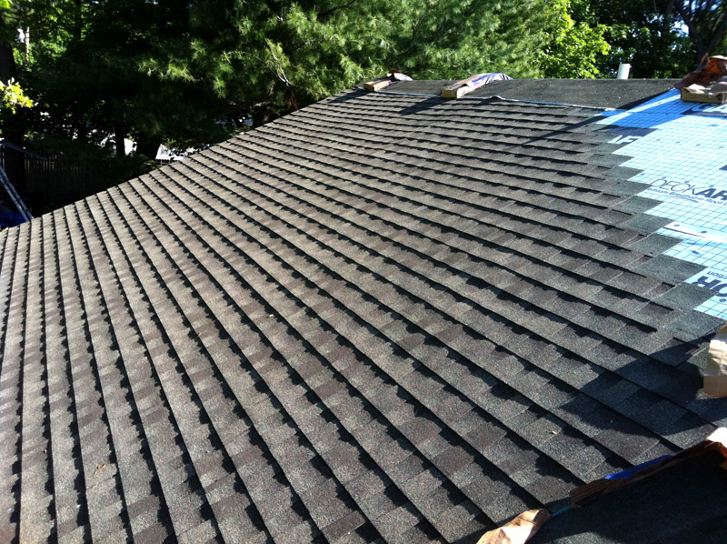 Shingle Roofing Installation Contractor Northern Virginia