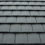 Minimal Slate Roofing Example
