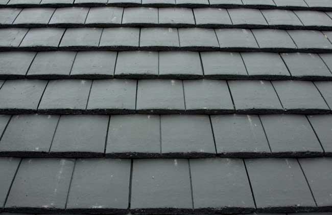 Superb Minimal Slate Roofing Example