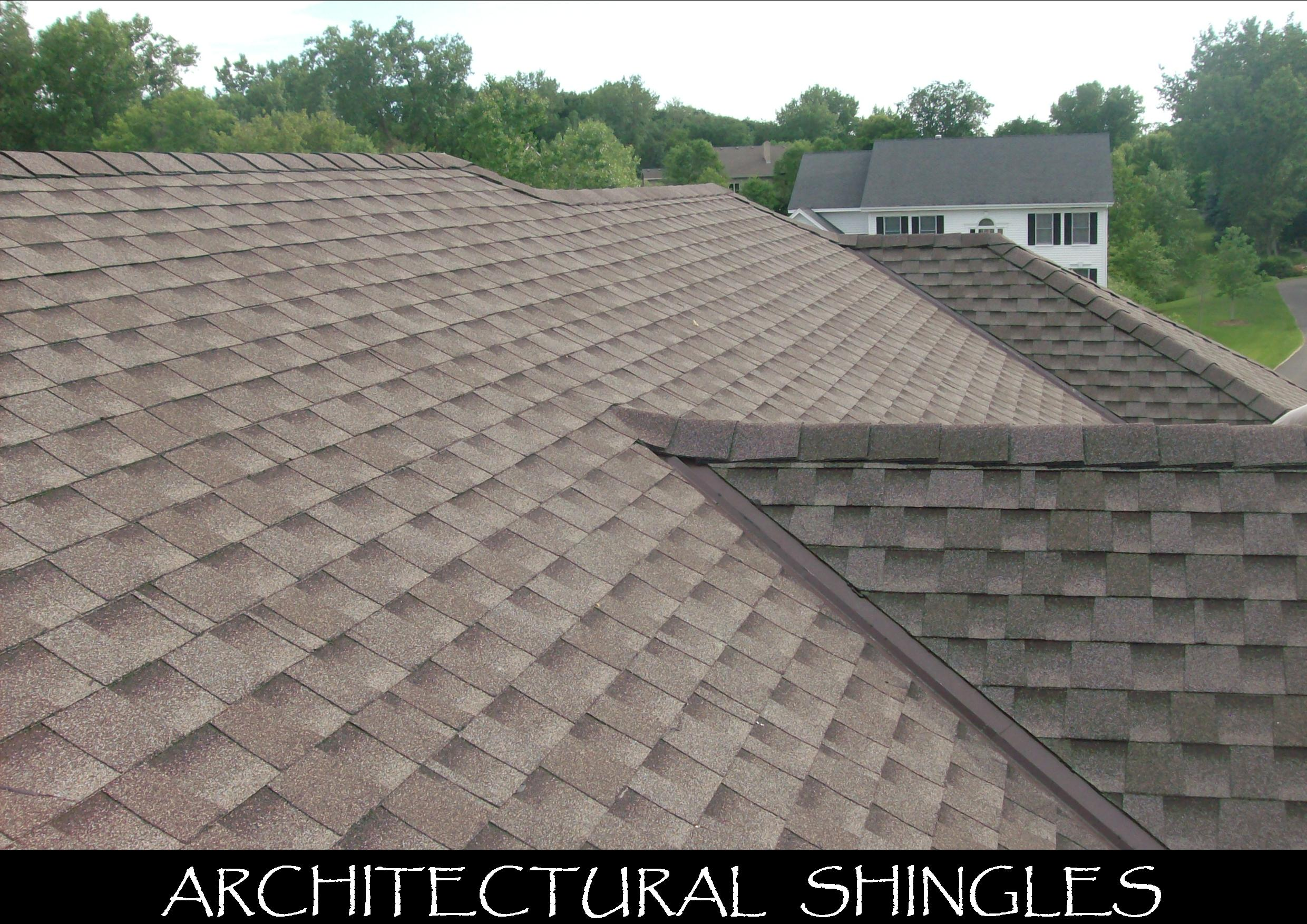 Architectural Roofs
