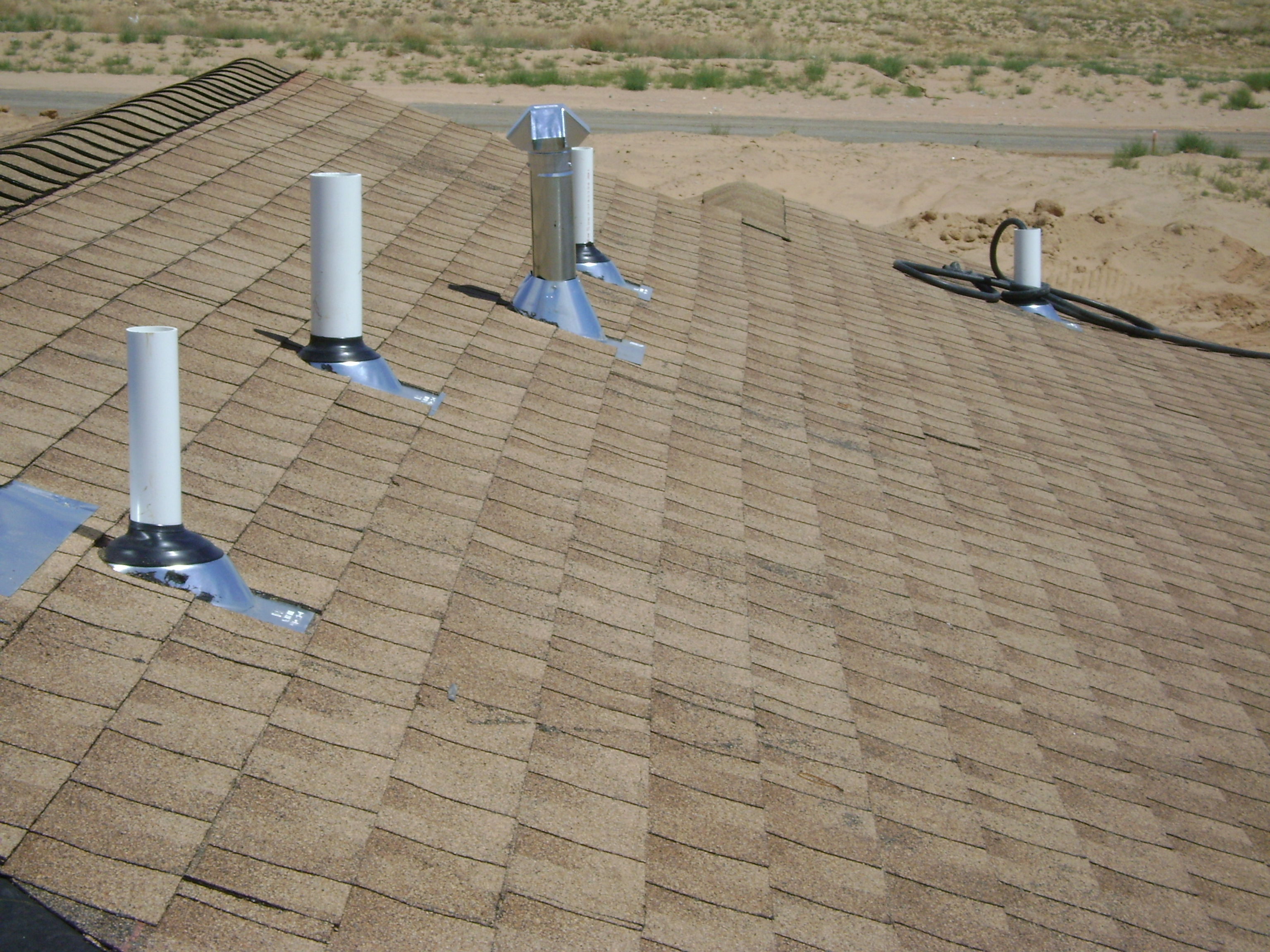 Architectural Roof Shingle Installation Contractor North