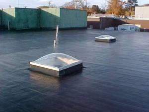 EPDM Roofing Example Fairfax VA