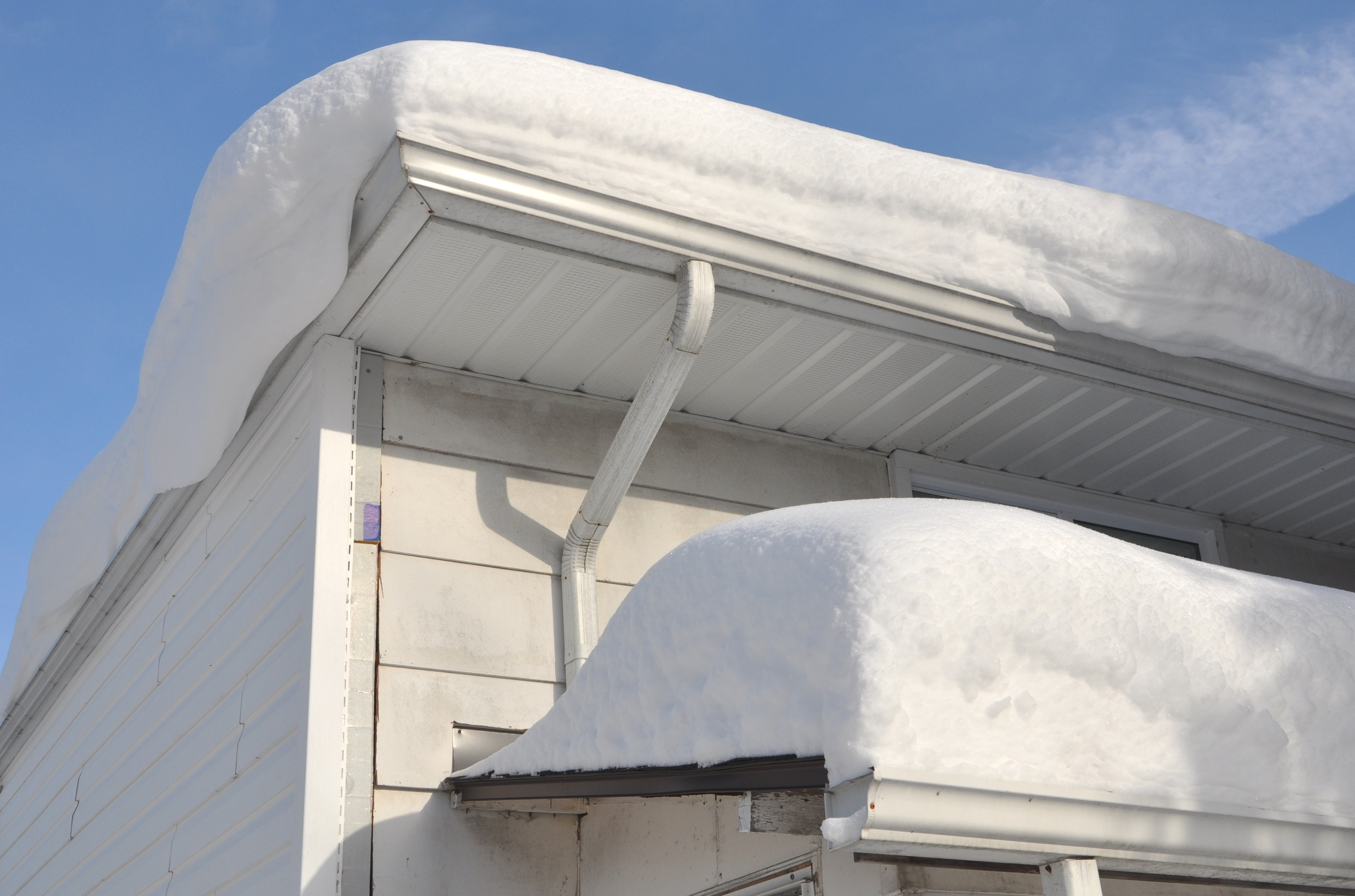 Can Heavy Snow Damage My Roof?
