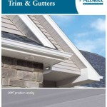Alumax Trim and Soffit and Fascia Gutters