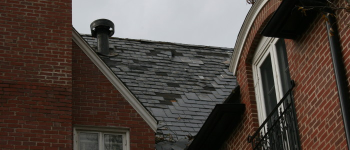 Warning Signs Of A Roof Collapse Virginia Roofing