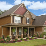 Home With Hardie Siding