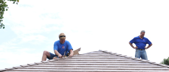 Do I Need To Clean My Roof Virginia Roofing Amp Siding