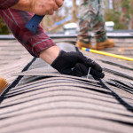 Virginia Hail and Rain Storm Roof Repairs