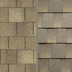 Various Virginia Style Roof Shingles